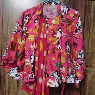グラグラ(GrandGround)のグラグラ 甚平 浴衣 80 90 チェリッチュ ラブレボ JAM(甚平/浴衣)