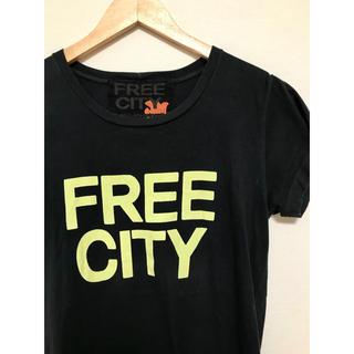 ロンハーマン(Ron Herman)のFREE CITY ロンハーマン Tシャツ 古着(Tシャツ/カットソー(半袖/袖なし))