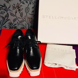 ステラマッカートニー(Stella McCartney)の正規品 ステラマッカートニー エリスシューズ サイズ34(ローファー/革靴)