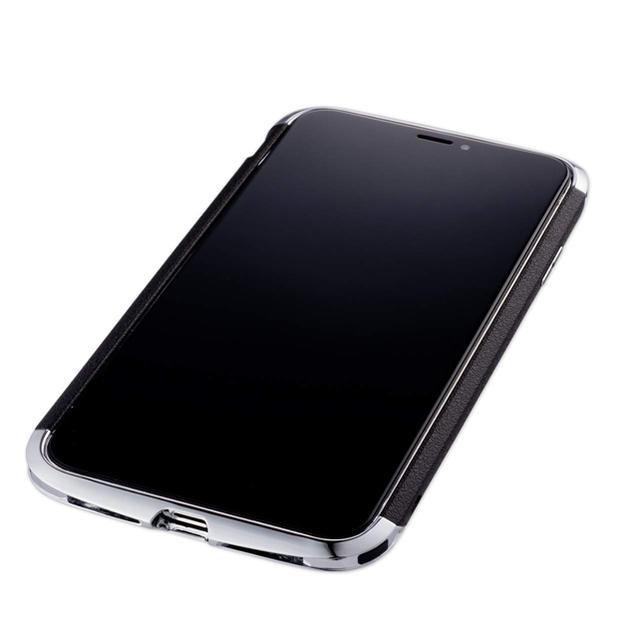iphone8 ケース mcm / iPhone XR ケース ドラコデザイン ハイブリッドメタルバンパーケースの通販 by renreo1972's shop|ラクマ