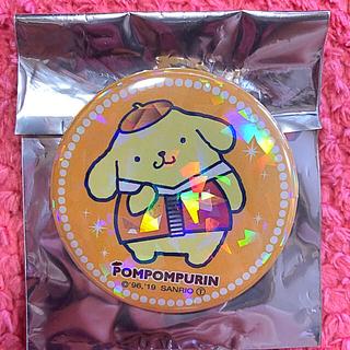 ポムポムプリン(ポムポムプリン)の缶バッジ♡ポムポムプリン (バッジ/ピンバッジ)