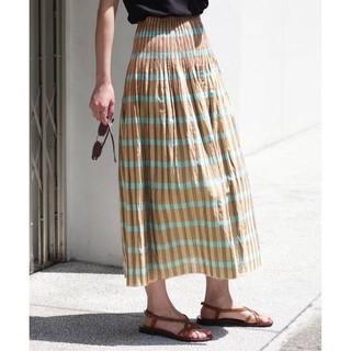 IENA - 19SS超美品リバーシブルスカート36
