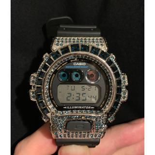 ジーショック(G-SHOCK)のレア★G-SHOCK カスタム 腕時計 DW6900 8280(腕時計(デジタル))