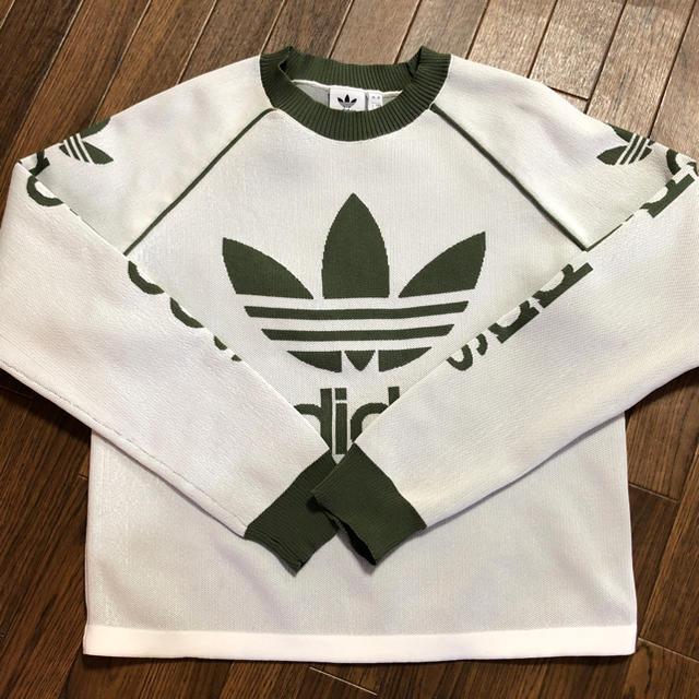 adidas(アディダス)の最終値下げ adidas originals レディースのトップス(Tシャツ(長袖/七分))の商品写真