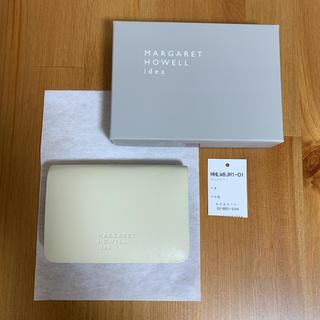 マーガレットハウエル(MARGARET HOWELL)のマーガレットハウエル名刺入れ(名刺入れ/定期入れ)