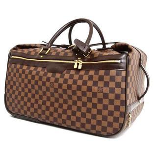 ルイヴィトン(LOUIS VUITTON)のルイヴィトン♡エオール60キャリーバッグ・スーツケース・ボストン旅行鞄♡ダミエ(スーツケース/キャリーバッグ)