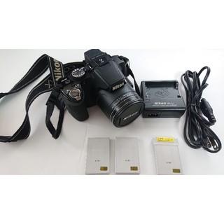 Nikon - NIKON COOLPIX P510