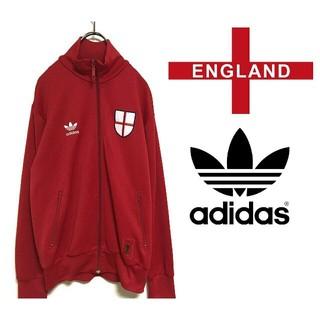 アディダス(adidas)の【美品】イングランド adidas アディダス ジャージ(ウェア)