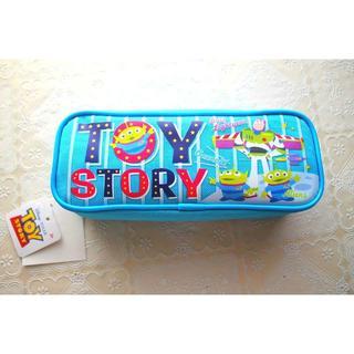 Disney - 新品♥トイストーリー ペンケース 筆箱 スクエアポーチ ディズニー