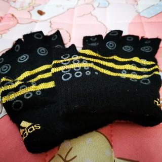 アディダス(adidas)のadidas  指あき手袋   (手袋)