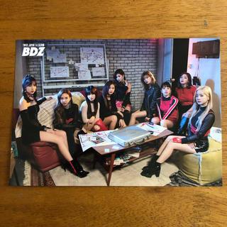 ウェストトゥワイス(Waste(twice))のTWICE ランダムトレカ BDZ(K-POP/アジア)