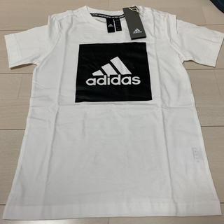 アディダス(adidas)のアディダス Tシャツ  140 新品未使用 タグ付き 正規品(Tシャツ/カットソー)