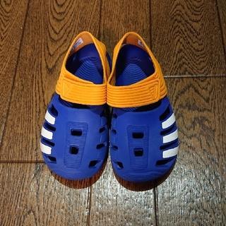 アディダス(adidas)のadidas サンダル 17cm(サンダル)
