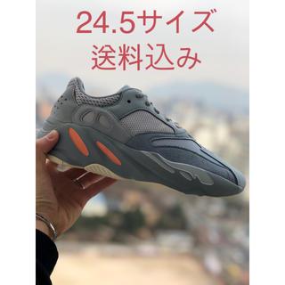 アディダス(adidas)のAdidas Yeezy 700 inertia イナーシャ(スニーカー)