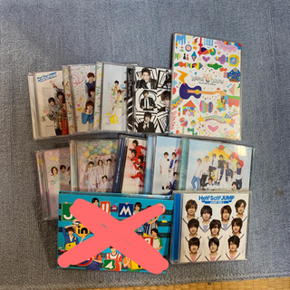 Hey! Say! JUMP - Hey!Say!JUMP CD  DVD