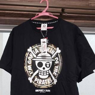 A BATHING APE - ★限定品 Aape ONE PIECE コラボ Tシャツ