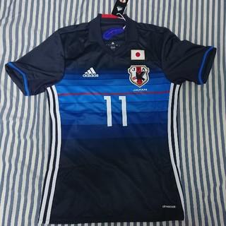 アディダス(adidas)の新品未使用 サッカー 日本代表 ユニフォーム 宇佐美貴史日本代表 ユニフォーム(ウェア)
