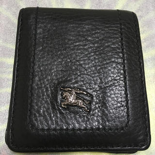 バーバリー(BURBERRY)の折り財布(折り財布)