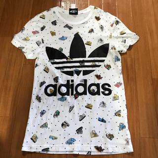 アディダス(adidas)のadidas 半袖 Tシャツ メンズ 正規品(Tシャツ/カットソー(半袖/袖なし))