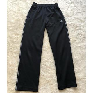 アディダス(adidas)のアディダススエット(下)ブラック(トレーナー/スウェット)