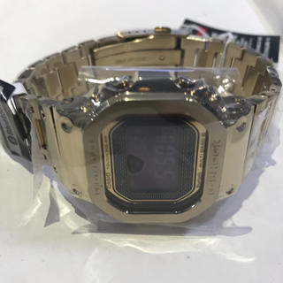 ジーショック(G-SHOCK)のカシオG-SHOCK GMW-B5000GD-9JF新品未使用(腕時計(デジタル))