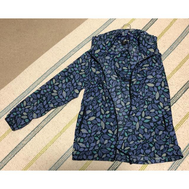 mont bell(モンベル)のmont-bell ナイロンパーカ レディース M レディースのジャケット/アウター(ナイロンジャケット)の商品写真