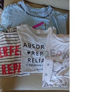repipi armario - レピピ 半袖Tシャツ 4枚セット