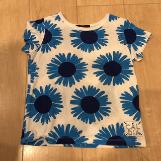 CALDia - CALDIA Tシャツ 100センチ