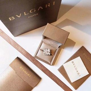 ブルガリ(BVLGARI)の超美品 BVLGARI fiorever リング(リング(指輪))