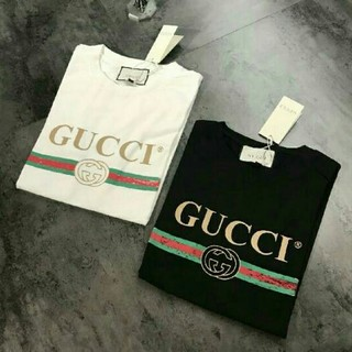 Gucci -  GUCCI Tシャツ 半袖 2枚セット 男女兼用