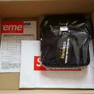 シュプリーム(Supreme)のSupreme 18SS Shoulder Bag Black(ショルダーバッグ)
