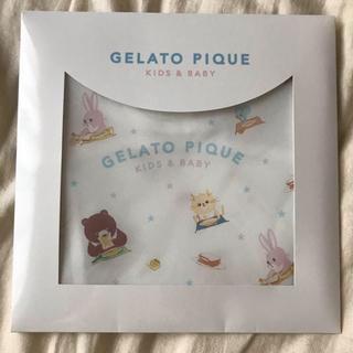 ジェラートピケ(gelato pique)のBABY お食事スタイ(お食事エプロン)