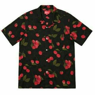Supreme - Supreme Cherry Rayon Shirt 19ss