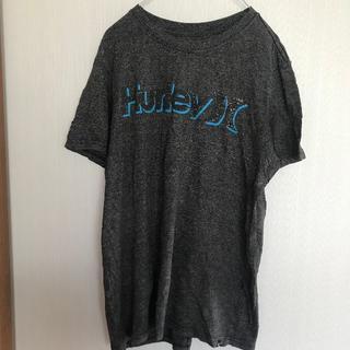 ハーレー(Hurley)のアメリカ古着! Tシャツ S Hurley ハーレー グレー [216](Tシャツ/カットソー(半袖/袖なし))