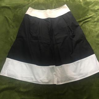 クリアインプレッション(CLEAR IMPRESSION)のクリアインプレッション 上品スカート(ひざ丈スカート)