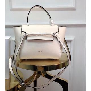 celine - セリーヌ CELINE 2WAYバッグBelt Bag Micro  ホワイト