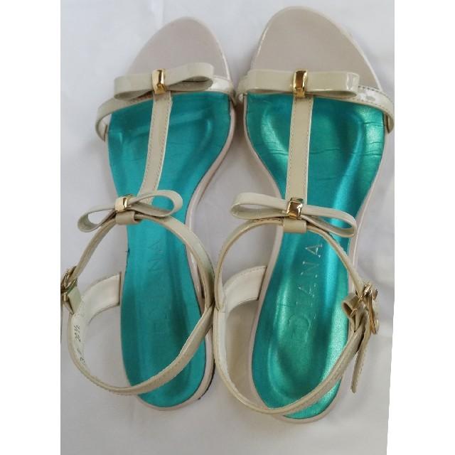 DIANA(ダイアナ)のkaao様専用☆ダイアナ サンダル 22.5cm レディースの靴/シューズ(サンダル)の商品写真
