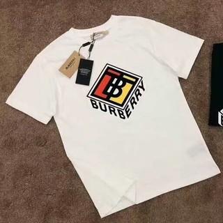 バーバリー(BURBERRY)のBurberry バーバリー Tシャツ  男女通用 後ろ無地  (Tシャツ/カットソー(半袖/袖なし))