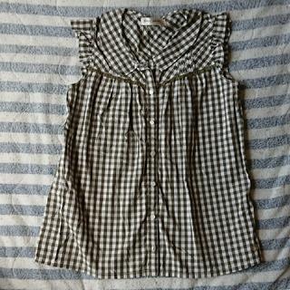 ポンポネット(pom ponette)のシャツ(ブラウス)