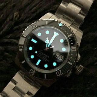 ロレックス(ROLEX)の最新最高級 AR製 赤シード 904L(腕時計(アナログ))