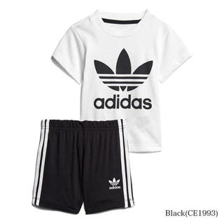 adidas - 春夏 美品 adidas セットアップ 定価5,389円‼︎ キッズ 90