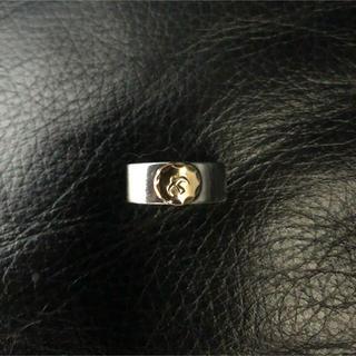 ゴローズ(goro's)のゴローズ   平打ちリング 15号  レア物(リング(指輪))