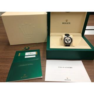 ロレックス(ROLEX)の 美品 rolex ロレックス デイトナ コスモグラフ 116519LN(腕時計(アナログ))