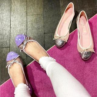 repetto - Pretty Ballerinasプリティバレリーナ シルバー