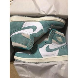ナイキ(NIKE)のNike Air Jordan 1 High Turbo Green (スニーカー)