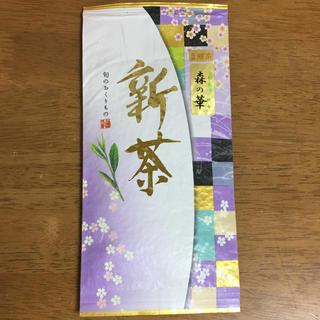 銘茶 深蒸し高級煎茶 森の華 100g 一袋(茶)