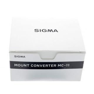 新品 SIGMA マウントコンバーター MC-11