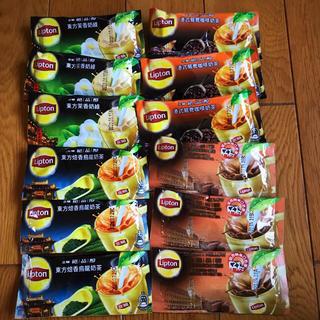 台湾リプトンミルクティー4種類飲み比べ(茶)