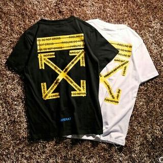 オフホワイト(OFF-WHITE)のOFFWHITE Tシャツ  2点 特価(Tシャツ/カットソー(半袖/袖なし))