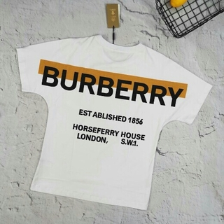 バーバリー(BURBERRY)のBurberry Tシャツ 男女兼用  お洒落 (Tシャツ/カットソー(半袖/袖なし))
